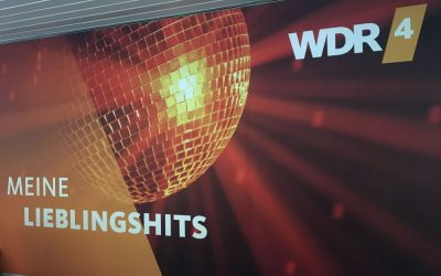 Der Herbst ist da – und ich bin wieder bei WDR4!